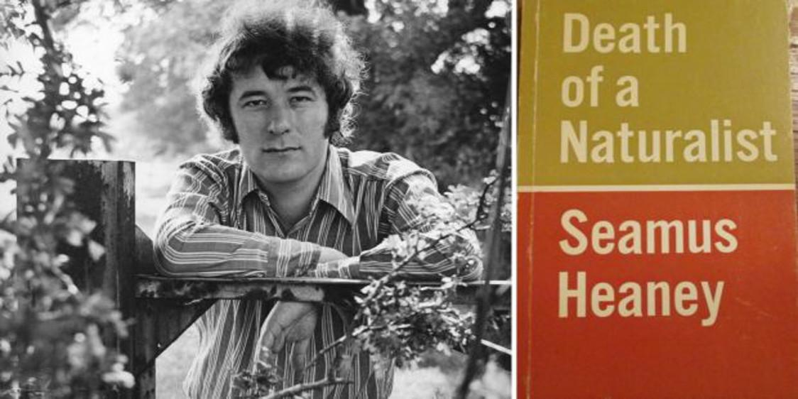 Poet Seamus Heaney - Death of a Naturalist