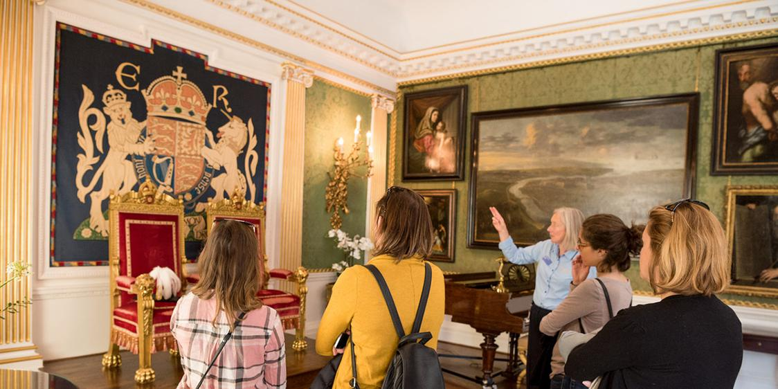Hillsborough Castle Tour